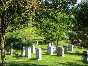 Summertime at the Garden of Remembrance