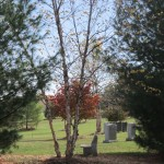 Unaffiliated Interment Area–East Side