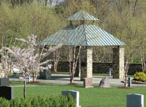 The Gazebo at the Garden of Remembrance